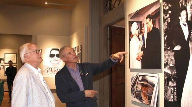 James Ivory alla fondazione Franco Zeffirelli