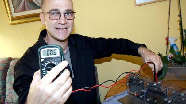 Il prototipo realizzato e brevettato da Vincenzo Guastella è in grado di produrre idrogeno