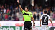 L'arbitro Pillitteri (foto LaPresse)