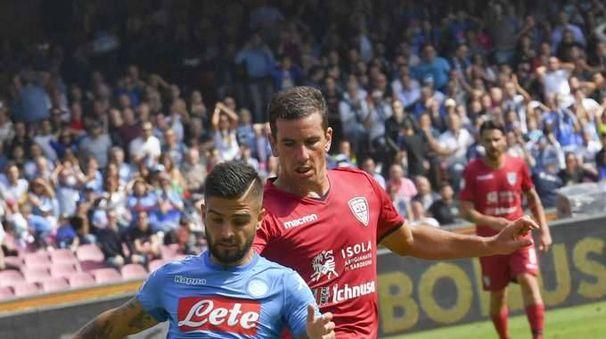 """Napoli: Insigne """"Scudetto da giocare"""""""