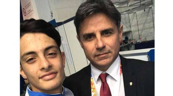 Taekwondo: Mondiali Cadetti,oro Glaviano