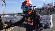 Incidente per Carlos Sainz Jr (Afp)