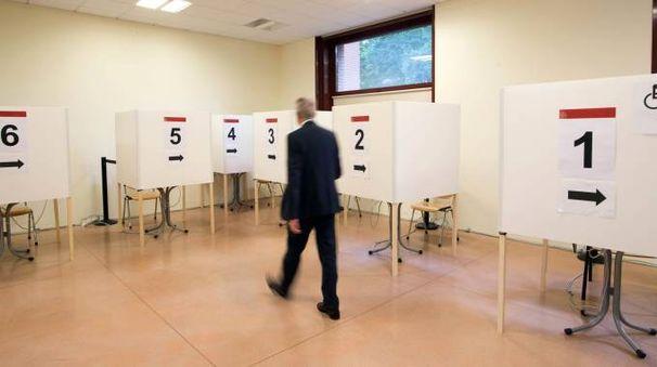 Un seggio (Fotoschicchi)