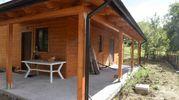 La casetta di legno di Peppina (foto DeMarco)