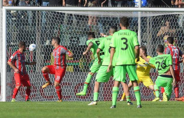 Il gol di Signorini (Liverani)