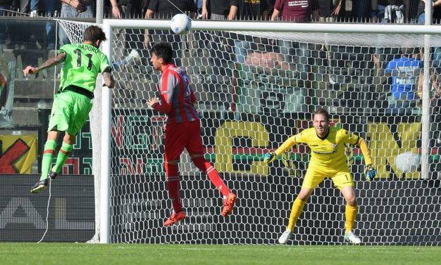 Il gol di Albadoro (Liverani)