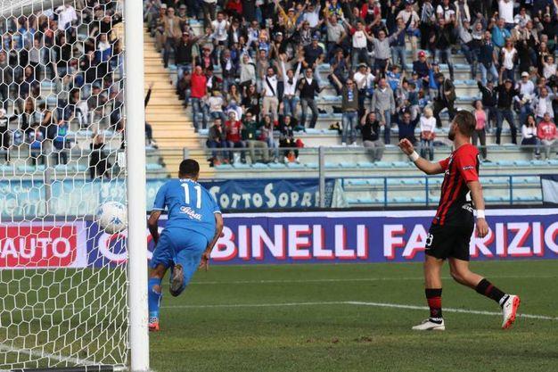 Empoli-Foggia (Foto Germogli)