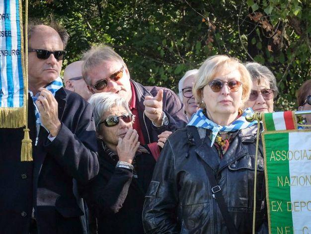La manifestazione al Parco Nord (La Presse)