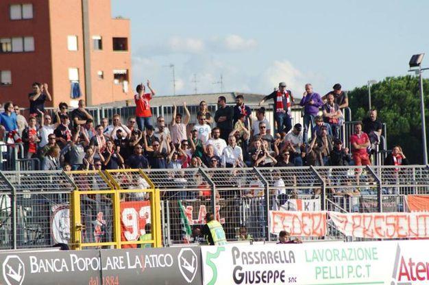 Le immagini di Pontedera-Piacenza (Foto Germogli)