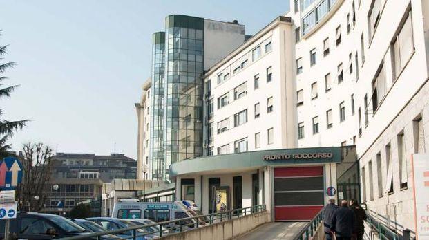 Il Pronto soccorso dell'ospedale di Sesto