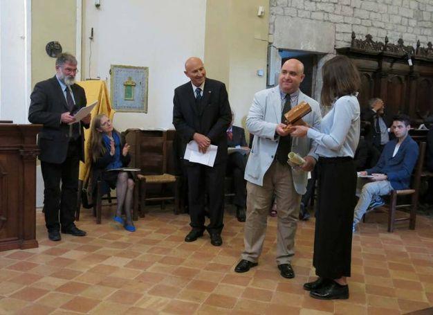 Premio Frontino 2017: Carlo Colosimo (Foto Tiziano Mancini)