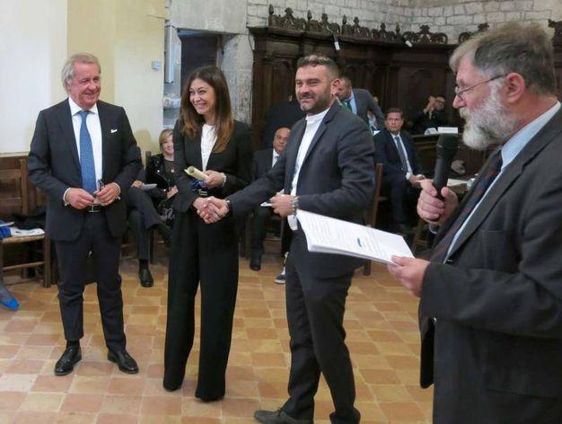 Premio Frontino 2017: Alessandra Nicoli (Foto Tiziano Mancini)