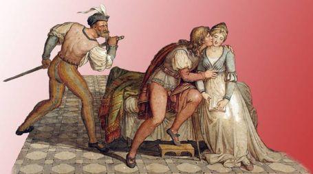 Due minuti di storia - Paolo e Francesca