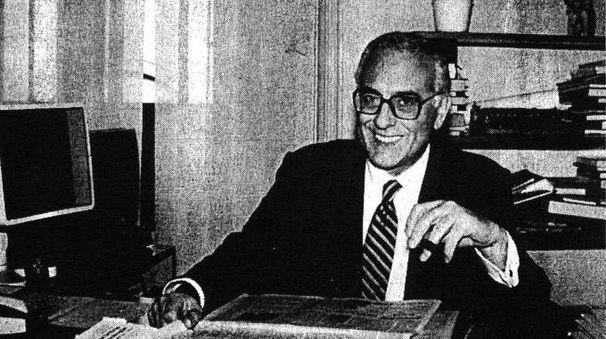 Franco Cangini in una foto d'archivio