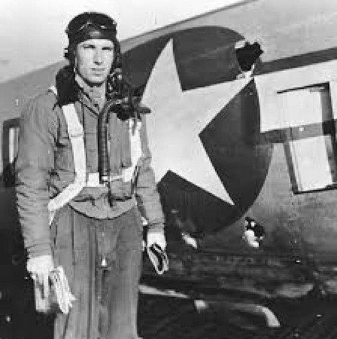 Raymond L. Knight è ricordato nel museo dell'Air Force in Ohio