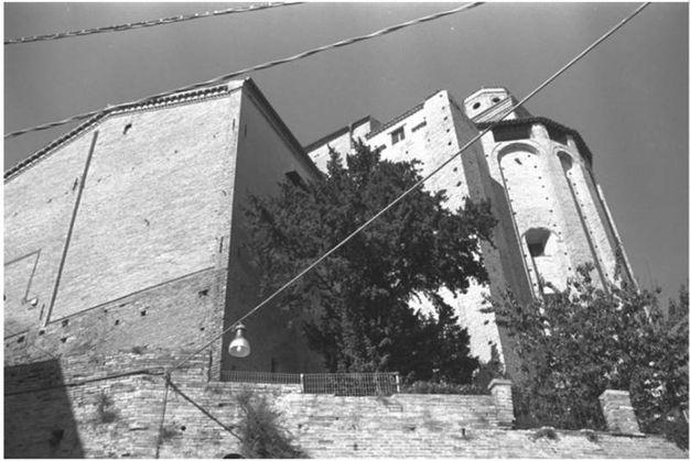 Fermo, la chiesa di San Domenico