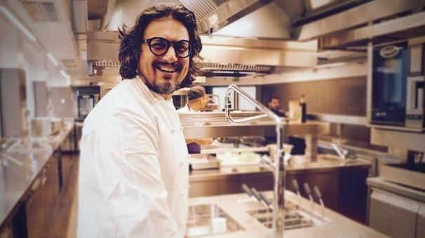 Chef Alessandro Borghese