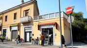 Via Bologna, dove è stato arrestato il tunisino (Businesspress)