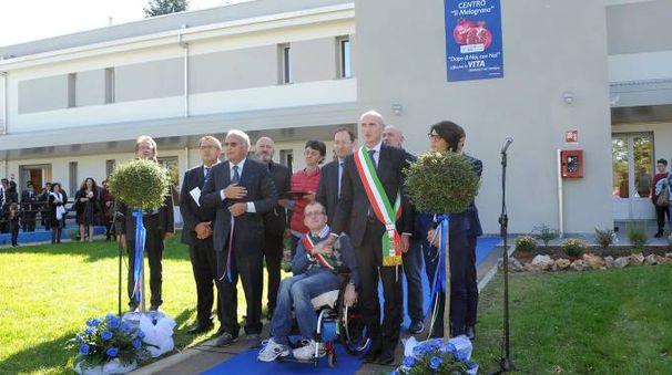 Il centro per disabili di Abbiategrasso