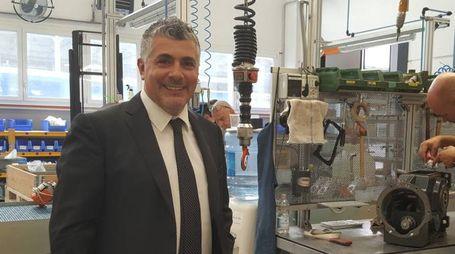 Stefano Sabattini, vice presidente e direttore commerciale di Transtecno