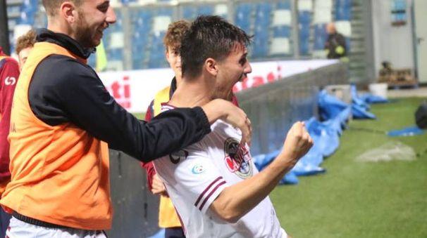 Il gol di Riverola