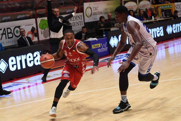 The Flexx Pistoia- Happy Casa Brindisi 83-77, le foto della partita