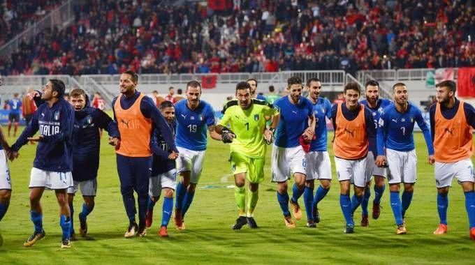 Qualificazioni Mondiali 2018, Italia testa di serie ai playoff (Afp)