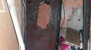 Esplosione davanti a una palazzina a Pioltello