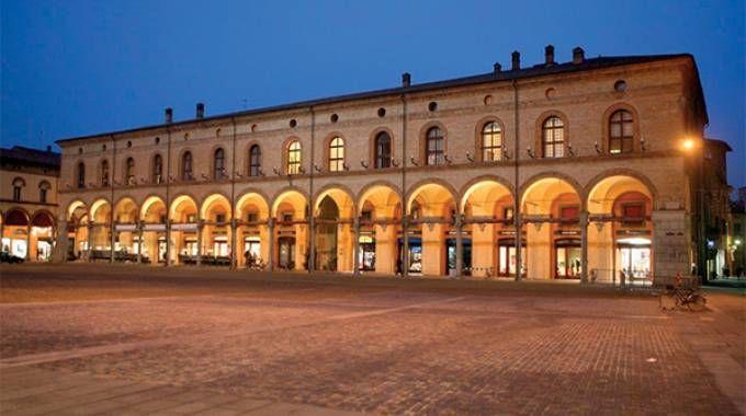 Imola: Palazzo Sersanti, uno dei luoghi aperti nella Giornata Fai d'Autunno 2017