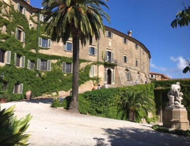 Castello della Gherardesca (Castagneto Carducci - Li)