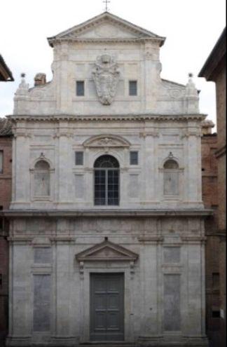 Chiesa di San Raimondo al Refugio (Siena)