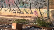 Porto San Giorgio, degrado nello scalo ferroviario