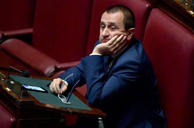 Il capogruppo del Pd Ettore Rosato, che dà il nome alla legge .- Ansa
