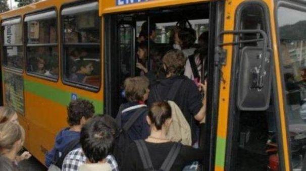 Un autobus di studenti