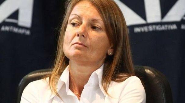 Il magistrato della Dda Alessandra Dolci