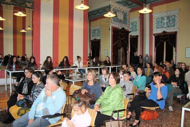 A promuovere i due eventi è stato l'Istituto comprensivo Berti (Foto Scardovi)