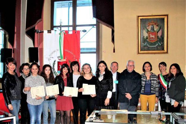 A destinare le 4 borse di studio ad altrettanti studenti è stata l'Auser Ravenna (Scardovi