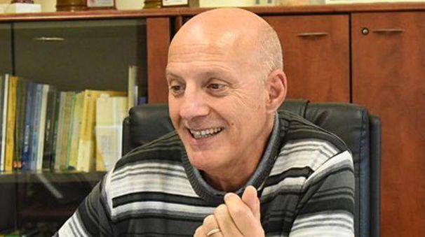 Il dirigente Carlo Berta