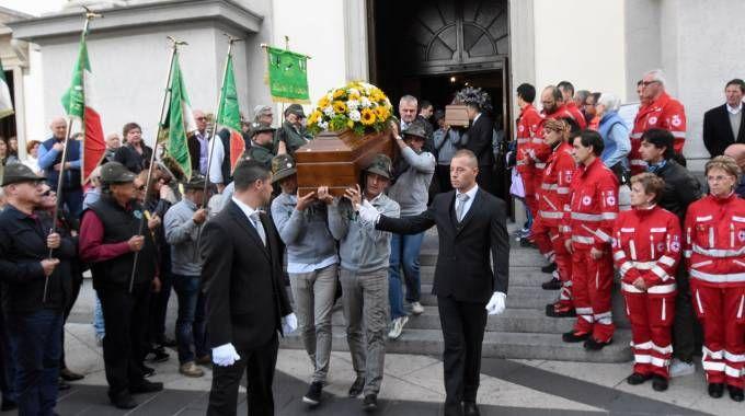 I funerali di Nova Milanese