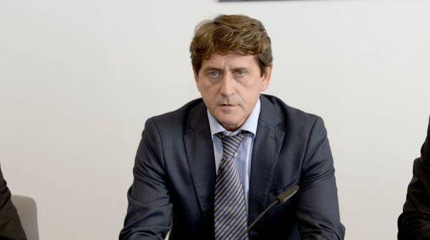 Il sindaco Angelo Rocchi