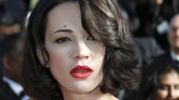 Asia Argento nella polemica su Harvey Weinstein - Ansa