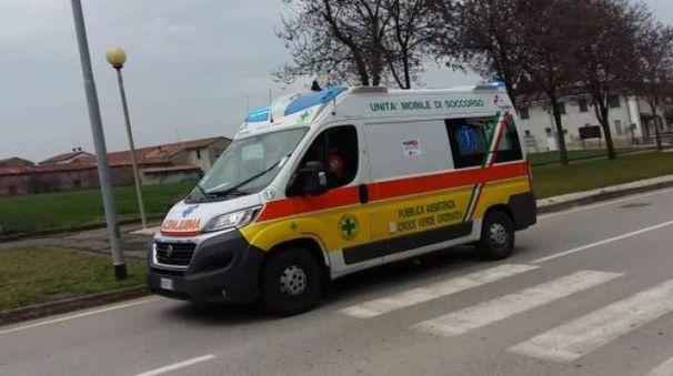 Il mezzo della Croce Verde viaggiava 10 chilometri orari oltre il limite