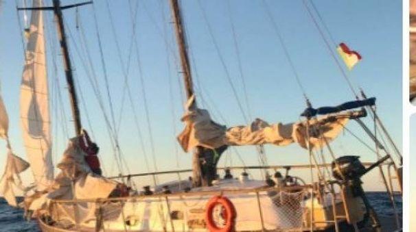 Disavventura su uno yacht a vela