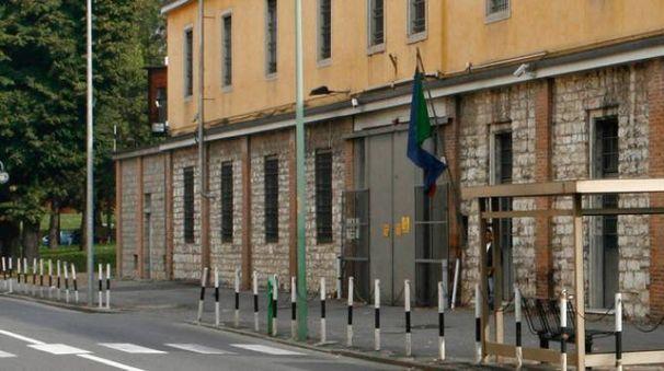 Il carcere di Brescia