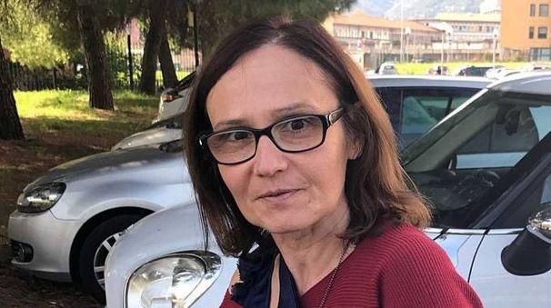 L'avvocato Laura Mercurio dopo l'intervento chirurgico a pagamento effettuato nella clinica Montallegro di Genova