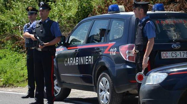 Nonostante l''arrivo tempestivo dei carabinieri, i malfattori sono riusciti a fuggire