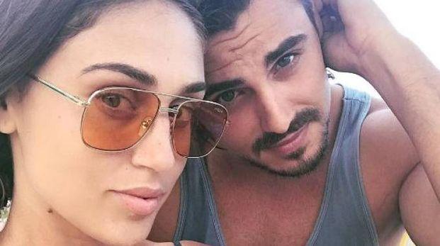 Cecilia Rodriguez e Francecsco Monte (Foto Instagram)