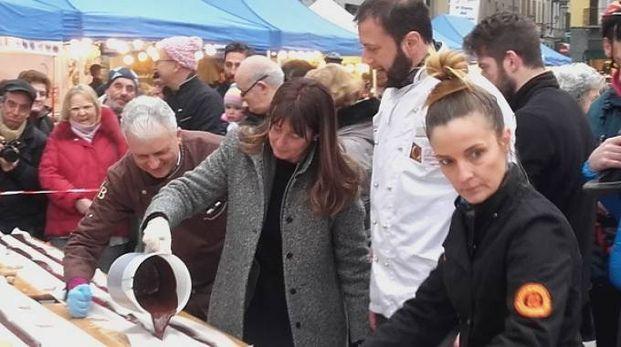 La Festa del ciccolato a Lecco