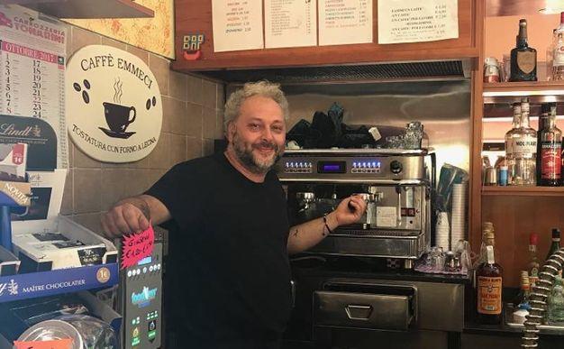 Dario Ceccarini (Bar Veloce, via di Salviano)