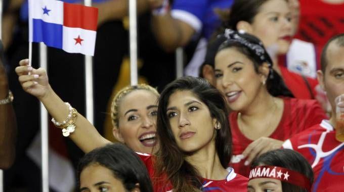 Qualificazioni Mondiali 2018, tifose di Panama (LaPresse)